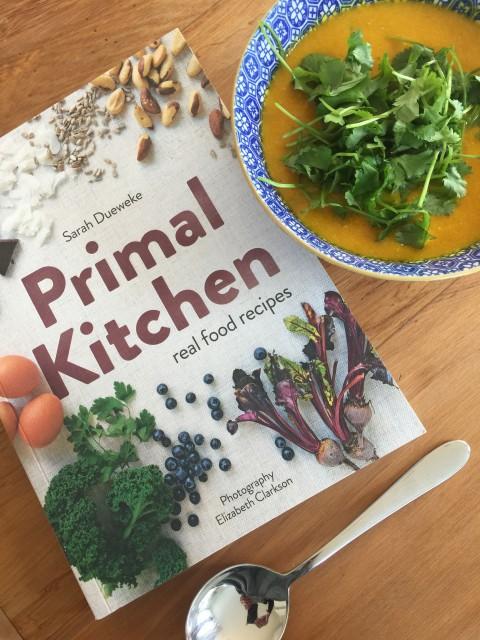 Primal Kitchen book