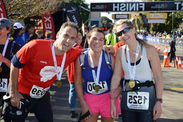Rotorua Marathon 2015