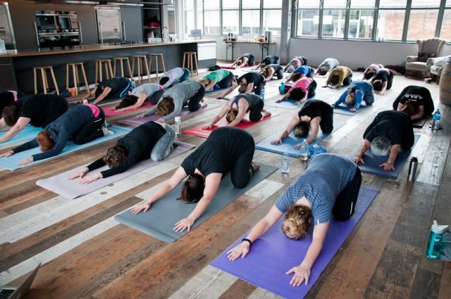 wellness retreats yoga