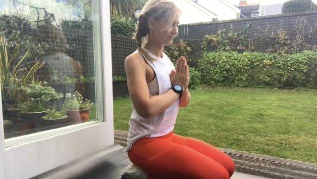wellington marathon meditate pic