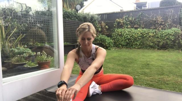 wellington marathon stretch pic