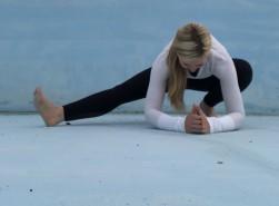 rotorua marathon stretch inner leg