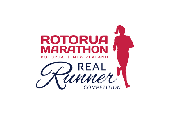 rotorua marathon comp logo
