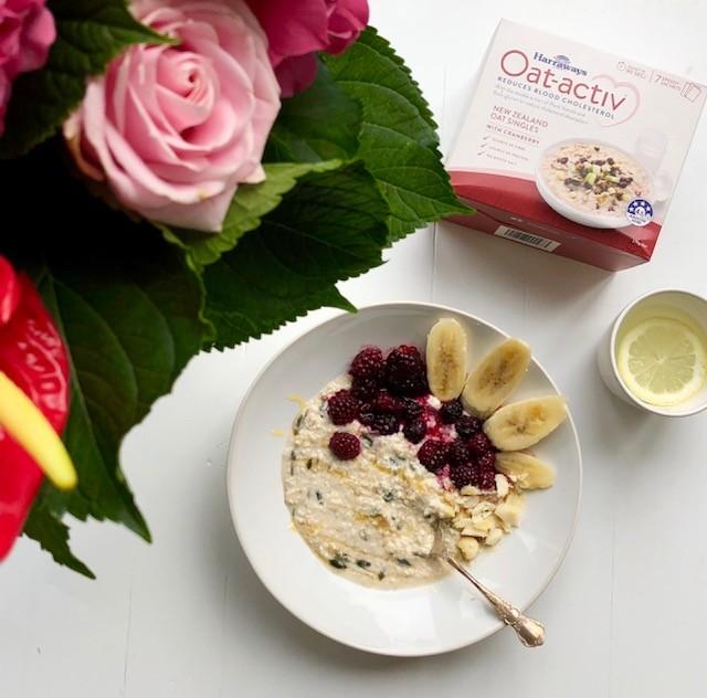 76db598363f1 Yum Healthy Recipe + 3 Tips to Lower Cholesterol – Inspired Health