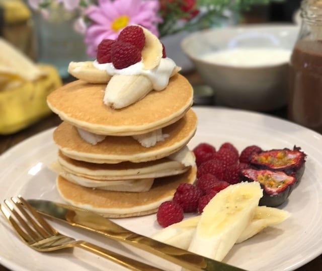 GLUTEN-FREE PIKELETS recipe by Rachel Grunwell
