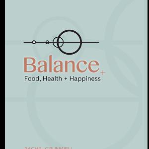 balance book by Rachel Grunwell